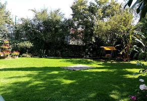 Foto de terreno habitacional en venta en avenida contreras , san jerónimo aculco, la magdalena contreras, df / cdmx, 0 No. 01