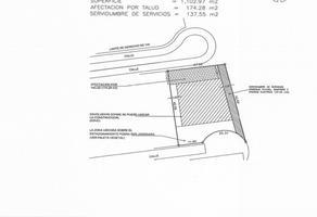 Foto de terreno habitacional en venta en avenida cordillera de los andes , san mateo tlaltenango, cuajimalpa de morelos, df / cdmx, 19050076 No. 01
