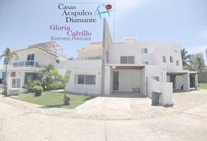 Foto de casa en venta en avenida costera de las palma xel-ha, playa diamante, acapulco de juárez, guerrero, 16973472 No. 01