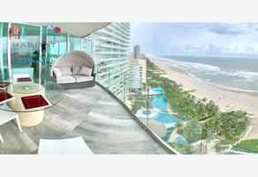 Foto de departamento en venta en avenida costera de las palmas 114 costa bamboo, princess del marqués secc i, acapulco de juárez, guerrero, 0 No. 01