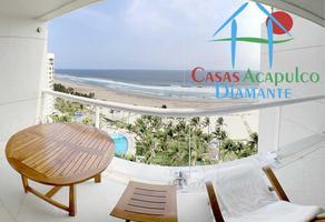 Foto de departamento en venta en avenida costera de las palmas 117, lomas del marqués, acapulco de juárez, guerrero, 16219240 No. 01