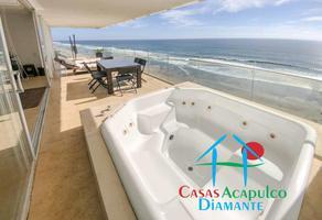 Foto de departamento en renta en avenida costera de las palmas 117 solar ocean, princess del marqués secc i, acapulco de juárez, guerrero, 0 No. 01