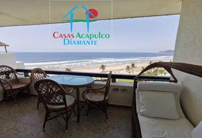 Foto de departamento en renta en avenida costera de las palmas 2774, playa diamante, acapulco de juárez, guerrero, 0 No. 01