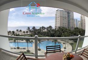 Foto de departamento en renta en avenida costera de las palmas 2810 tikal, playa diamante, acapulco de juárez, guerrero, 0 No. 01