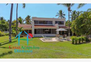 Foto de casa en venta en avenida costera de las palmas 5 son vida, playa diamante, acapulco de juárez, guerrero, 0 No. 01