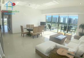 Foto de departamento en venta en avenida costera de las palmas esquina villa castelli 3, copacabana, acapulco de juárez, guerrero, 11438861 No. 01