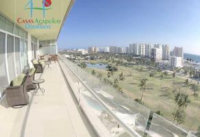 Foto de departamento en venta en avenida costera de las palmas esquina villa castelli 3, copacabana, acapulco de juárez, guerrero, 12626528 No. 01