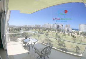 Foto de departamento en venta en avenida costera de las palmas esquina villa castelli 3, copacabana, acapulco de juárez, guerrero, 8872418 No. 01