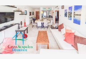 Foto de departamento en renta en avenida costera de las palmas esquina villa castelli kabah, copacabana, acapulco de juárez, guerrero, 0 No. 01