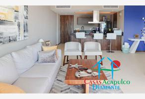 Foto de departamento en venta en avenida costera de las palmas lote h-10 la isla, playa diamante, acapulco de juárez, guerrero, 0 No. 01