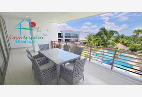 Foto de departamento en venta en avenida costera de las palmas solar villas resort, princess del marqués secc i, acapulco de juárez, guerrero, 0 No. 01