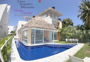 Foto de casa en venta en avenida costera de las palmas xel-ha, playa diamante, acapulco de juárez, guerrero, 0 No. 01