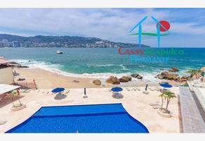 Foto de departamento en venta en avenida costera miguel alemán 95 estrella del mar, club deportivo, acapulco de juárez, guerrero, 0 No. 01