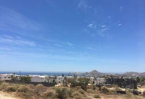 Foto de terreno habitacional en venta en avenida crispin ceseña s/n , el tezal, los cabos, baja california sur, 12220181 No. 01