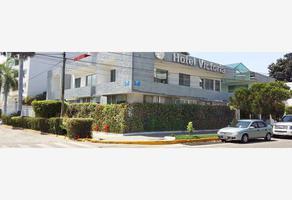 Foto de edificio en venta en avenida cristóbal colón 108 esquina piloto antón de alaminos hotel victoria, costa azul, acapulco de juárez, guerrero, 13217162 No. 01