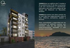 Foto de departamento en venta en avenida cruz lizarraga 724 , palos prietos, mazatlán, sinaloa, 0 No. 01