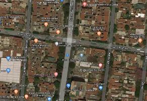 Foto de terreno habitacional en venta en avenida cuauhtémoc , narvarte poniente, benito juárez, df / cdmx, 0 No. 01