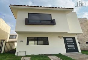 Foto de casa en renta en avenida de la huerta, coto nasser 548, la venta del astillero, zapopan, jalisco, 15400241 No. 01