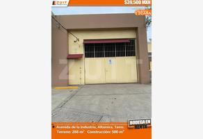 Foto de bodega en renta en avenida de la industria 10200, tampico altamira sector 2, altamira, tamaulipas, 8158056 No. 01