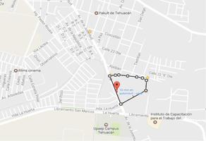 Foto de terreno habitacional en venta en avenida de la juventud , el humilladero, tehuacán, puebla, 13252901 No. 01