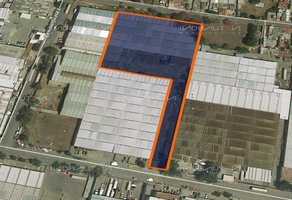 Foto de terreno industrial en renta en avenida de la luz , san lorenzo río tenco, cuautitlán izcalli, méxico, 16003668 No. 01
