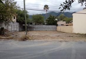 Foto de terreno habitacional en venta en avenida de la luz , villa las fuentes 1 sector, monterrey, nuevo león, 18850026 No. 01
