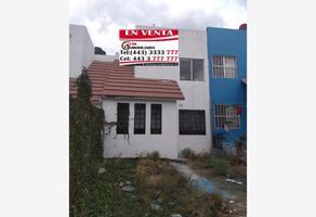 Foto de casa en venta en avenida de la pradera 162, cumbres del campestre, tarímbaro, michoacán de ocampo, 14074363 No. 01