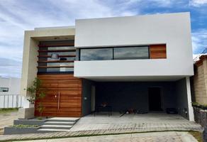 Foto de casa en condominio en venta en avenida de la rivera , lomas de angelópolis ii, san andrés cholula, puebla, 16316520 No. 01