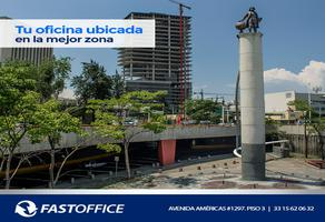 Foto de oficina en renta en avenida de las americas 1297, providencia 2a secc, guadalajara, jalisco, 0 No. 01