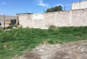 Foto de terreno habitacional en venta en avenida de las flores , san isidro atlautenco, ecatepec de morelos, méxico, 14194682 No. 01