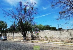 Foto de terreno habitacional en venta en avenida de las fuentes , las fuentes, zapopan, jalisco, 5378643 No. 01