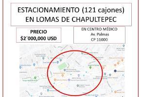 Foto de edificio en venta en avenida de las palmas 725, lomas de chapultepec vii sección, miguel hidalgo, df / cdmx, 0 No. 01