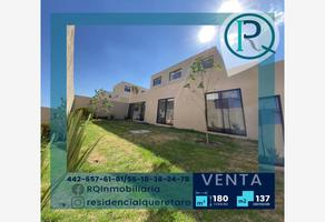 Foto de casa en venta en avenida de las torres , balcones de juriquilla, querétaro, querétaro, 0 No. 01