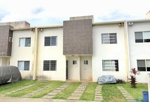 Foto de casa en condominio en renta en avenida de los arboles , jardines del sur, benito juárez, quintana roo, 15517843 No. 01
