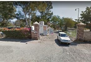 Foto de terreno habitacional en venta en avenida de los charales , jocotepec centro, jocotepec, jalisco, 4744124 No. 01