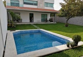 Foto de casa en venta en avenida de los doctores 1, las ánimas, temixco, morelos, 12221459 No. 01