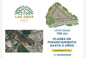 Foto de terreno habitacional en venta en avenida del atlántico 1, predio rancho las habas, mazatlán, sinaloa, 0 No. 01