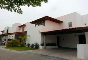 Foto de casa en renta en lomas del campanario , lomas del campanario ii, querétaro, querétaro, 6284395 No. 01