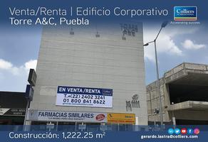 Foto de oficina en venta en avenida del castillo , lomas de angelópolis ii, san andrés cholula, puebla, 14671854 No. 01