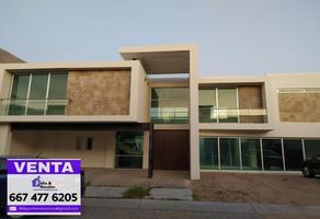 Foto de casa en venta en avenida del congreso 2361, desarrollo urbano 3 ríos, culiacán, sinaloa, 20086940 No. 01