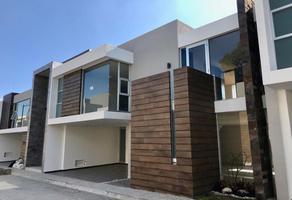 Foto de casa en venta en avenida del juaguey , atlixcayotl 2000, san andrés cholula, puebla, 14249447 No. 01