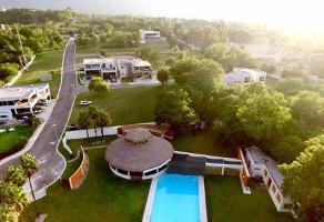 Foto de terreno habitacional en venta en avenida del lago , jardines de santiago, santiago, nuevo león, 12272064 No. 01