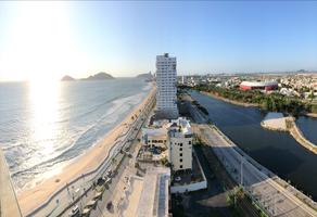Foto de departamento en renta en avenida del mar , ferrocarrilera, mazatlán, sinaloa, 18409213 No. 01