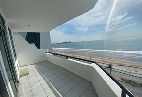 Foto de departamento en renta en avenida del mar , flamingos, mazatlán, sinaloa, 19009427 No. 01