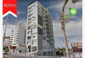 Foto de departamento en renta en avenida del mar , mazatlan i, mazatlán, sinaloa, 17145547 No. 01