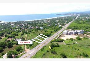 Foto de terreno habitacional en venta en avenida del morro 0, puerto escondido centro, san pedro mixtepec dto. 22, oaxaca, 12242208 No. 01