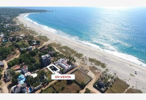 Foto de terreno habitacional en venta en avenida del morro 0, puerto escondido centro, san pedro mixtepec dto. 22, oaxaca, 12242216 No. 01