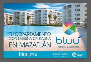 Foto de departamento en venta en avenida del pacífico , chulavista, mazatlán, sinaloa, 0 No. 01