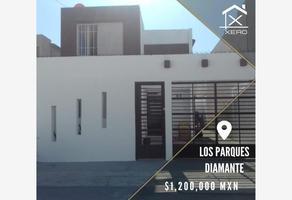 Foto de casa en venta en avenida del roble 123, los parques residencial, garcía, nuevo león, 19453314 No. 01