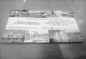 Foto de terreno habitacional en venta en avenida del salto 70, san antón, cuernavaca, morelos, 17342392 No. 01